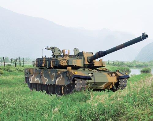 K2 전차 2차 양산품 [현대로템 제공]