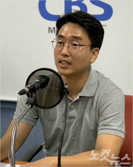 바른길노무사 김승환 대표노무사 (사진=경남CBS)