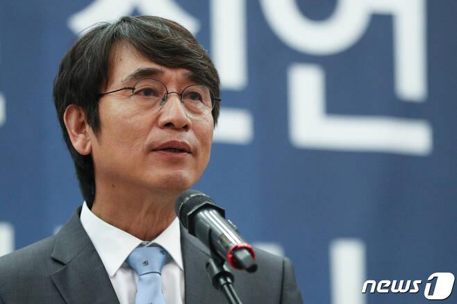 유시민 노무현재단 이사장 © News1 성동훈 기자