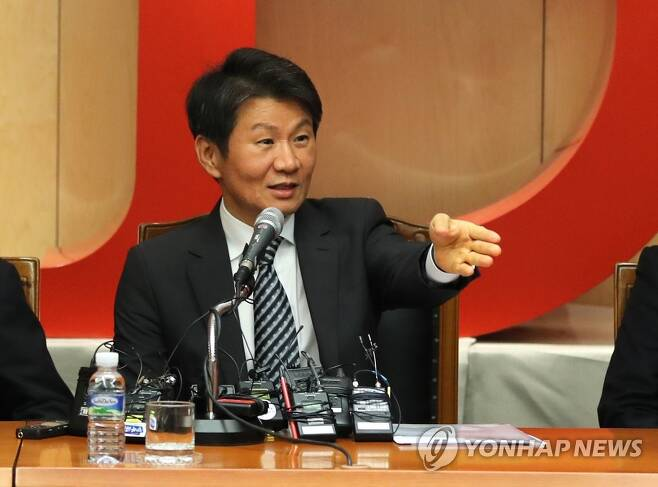 정몽규 현대산업개발 회장 [연합뉴스 자료사진]
