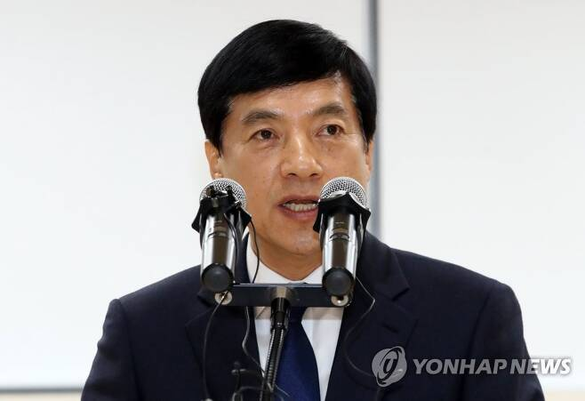 이성윤 서울중앙지검장 [연합뉴스 자료사진]