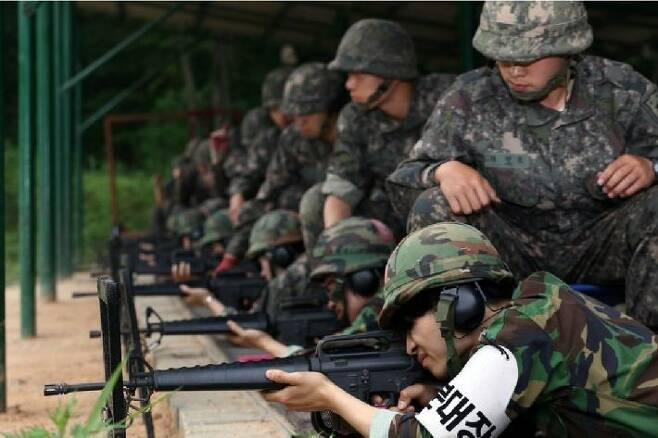 예비군 훈련. (사진=연합뉴스/자료사진)