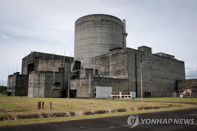 공사 중단된 필리핀 바탄 원전 [EPA=연합뉴스 자료 사진]
