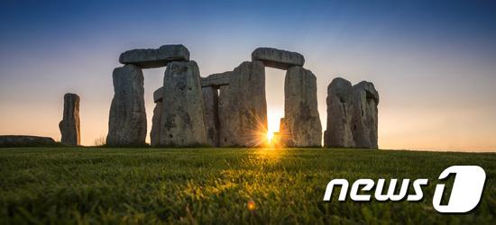 영국의 관광명소 스톤헨지. © 로이터=뉴스1