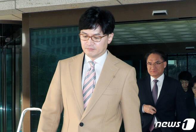 한동훈 검사장. 2020.1.10/뉴스1 © News1 황기선 기자