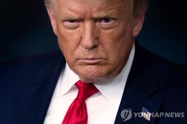 도널드 트럼프 미국 대통령 [AFP=연합뉴스 자료사진]