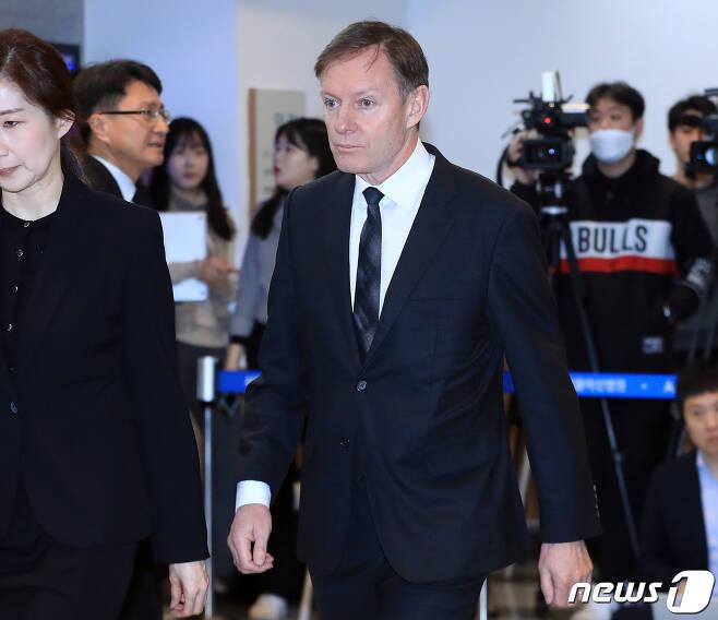 필립 터너 주한 뉴질랜드 대사. 2020.1.21/뉴스1 © News1 구윤성 기자