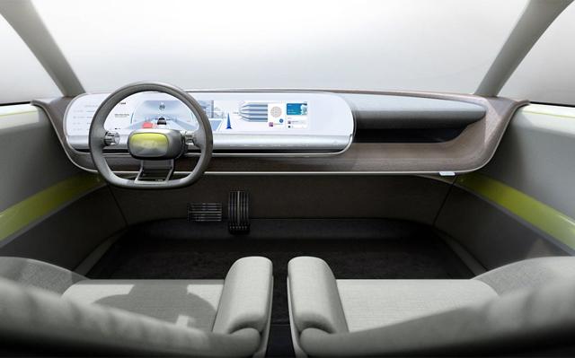 현대자동차가 지난해 공개한 콘셉트카 '45'의 내부 공간 이미지. 현대자동차 제공
