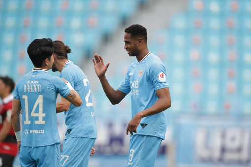 대구FC 에드가. 사진제공|한국프로축구연맹