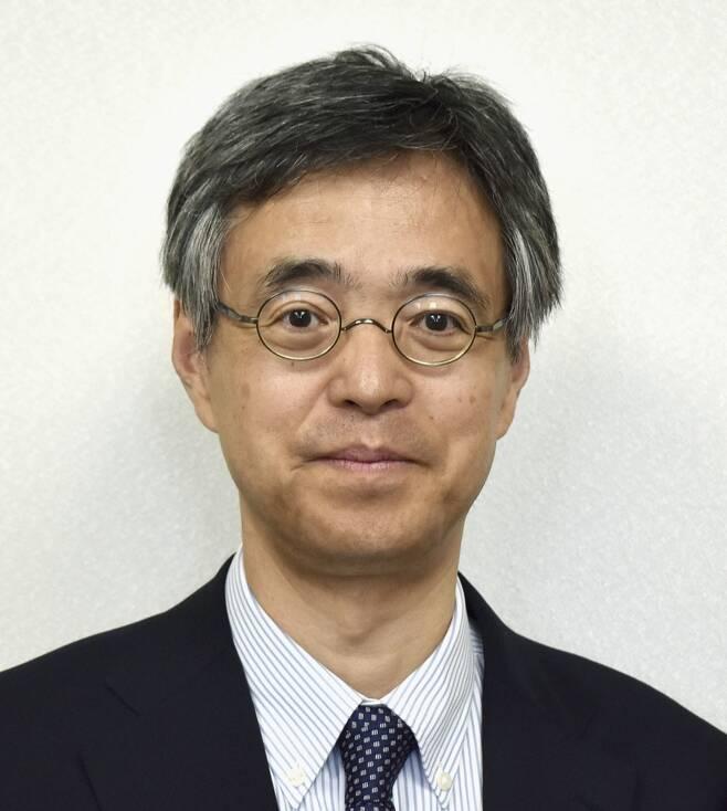 히미노 료조(氷見野良三) 일본 금융청 장관 [교도=연합뉴스 자료사진]
