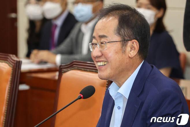 홍준표 무소속 의원 2020.7.23/뉴스1 © News1 성동훈 기자