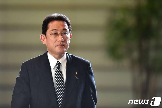 기시다 후미오 일본 자민당 정조회장 <자료사진> © AFP=뉴스1