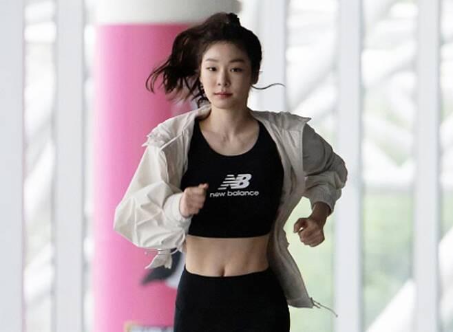 김연아 전 피겨스케이팅 선수/사진제공=뉴발란스(NEW BALANCE)