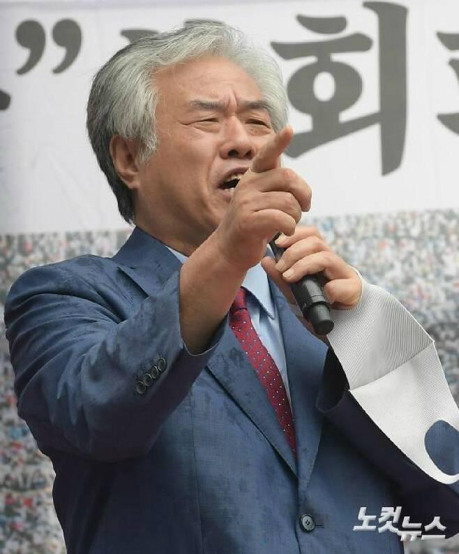 전광훈 목사(사진=이한형 기자/자료사진)