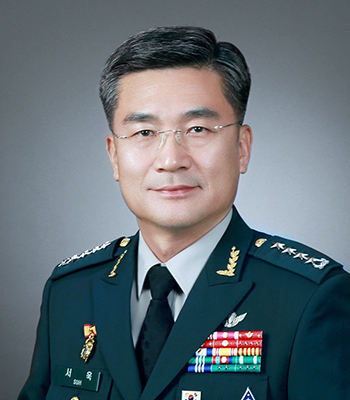 국방부 장관에 내정된 서욱 육군참모총장. 육군 제공
