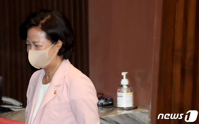 추미애 법무부 장관. 2020.9.7/뉴스1 © News1 신웅수 기자