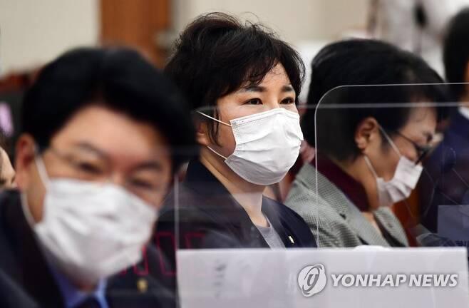 국민의힘 조수진 의원 [연합뉴스 자료사진]