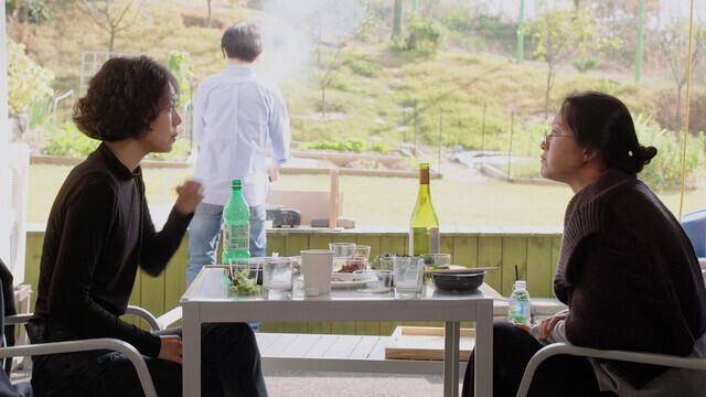 영화 <도망친 여자> 스틸컷. 영화제작전원사 제공