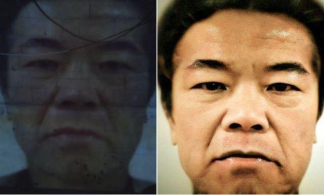 네티즌이 컬러로 복원한 조두순의 모습. 온라인 커뮤니티 캡처