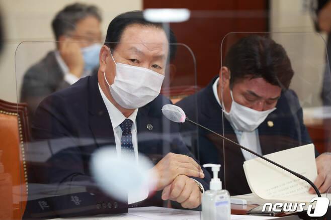 한기호 국민의힘 의원 2020.9.8/뉴스1 © News1 신웅수 기자