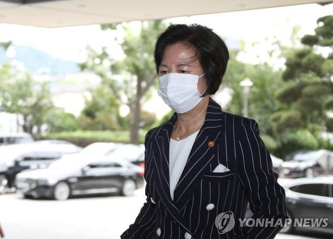 추미애 법무부 장관 [연합뉴스 자료사진]
