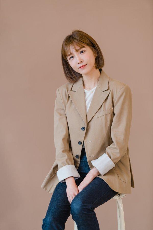 배우 이초희, 사진=굳피플