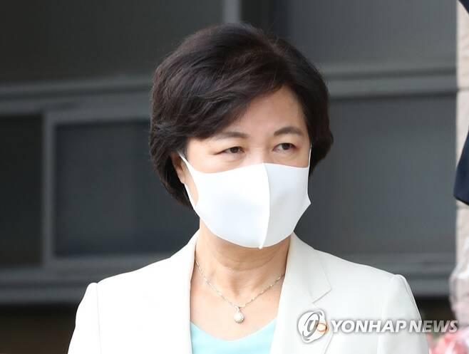 추미애 장관 [연합뉴스 자료 사진]