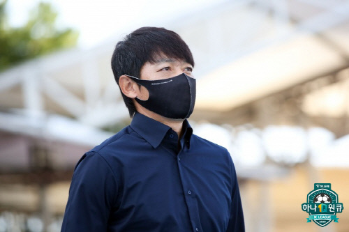 성남 김남일 감독. 제공 | 한국프로축구연맹