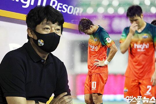 강원 FC는 다시 한 번 축구계 눈을 사로잡을 수 있을까(사진=엠스플뉴스, 한국프로축구연맹)