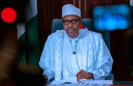 무함마드 부하리 나이지리아 대통령. [로이터=연합뉴스]
