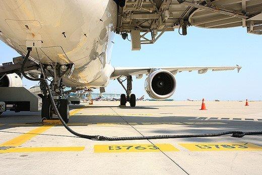 접현주기장에는 등급별 항공기가 정치해야할 위치가 정해져 있다. [사진 인천공항]