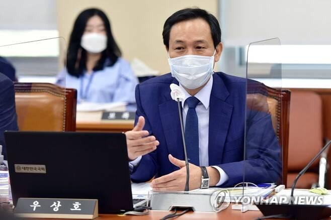 우상호 의원 [연합뉴스 자료사진]