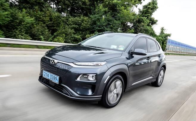 코나 일렉트릭 - 현대자동차 제공