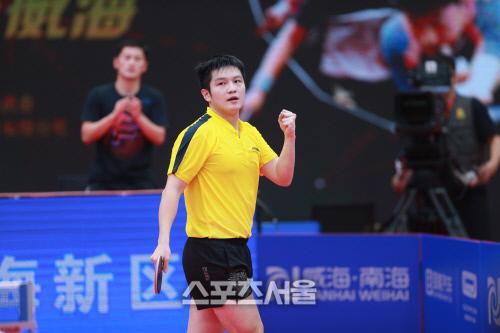 판젠동. 출처=국제탁구연맹(ITTF) 홈페이지