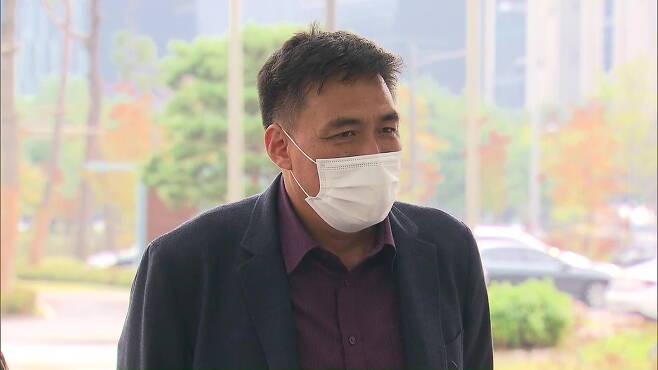당직병사 대변하는 김영수 국방권익연구소장