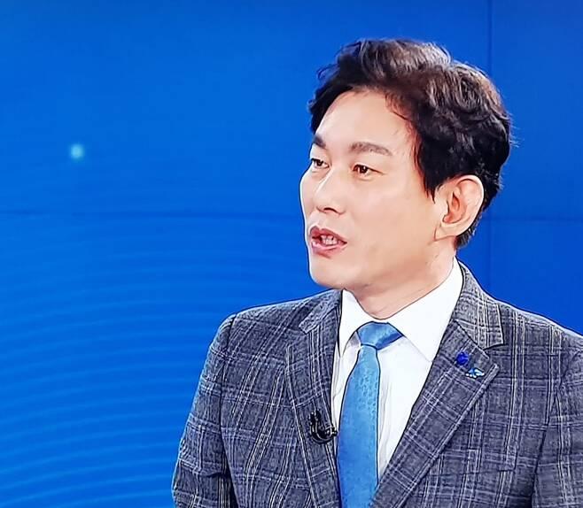 더불어민주당 박진영 상근부대변인 [박진영 부대변인 페이스북 출처. 재판매 및 DB 금지]