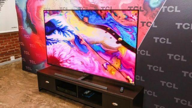 중국 TCL는 이번 달 미니 LED 디스플레이로 화질을 극대화한 최초의 TV 제품을 출시할 예정이다. (사진=씨넷)