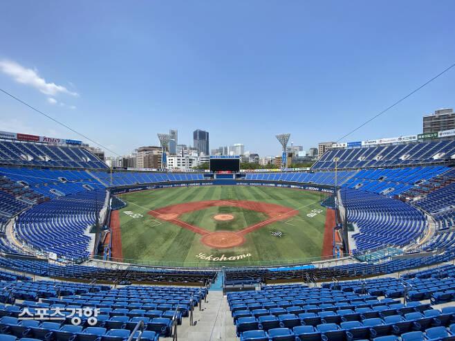 요코하마 스타디움    /일본 위키피디아