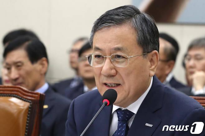 신성철 한국과학기술원(KAIST·카이스트) 총장. 2019.10.10/뉴스1 © News1 임세영 기자