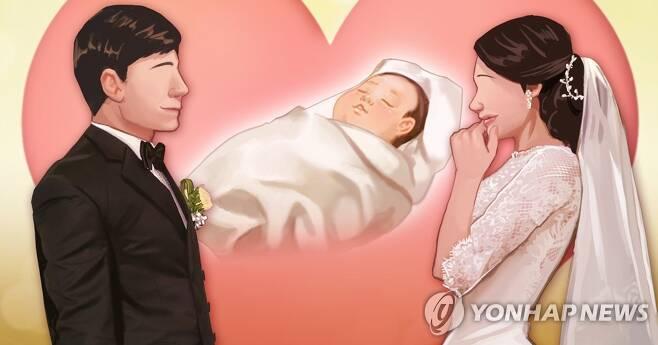 결혼·출산 (PG) [장현경 제작] 일러스트