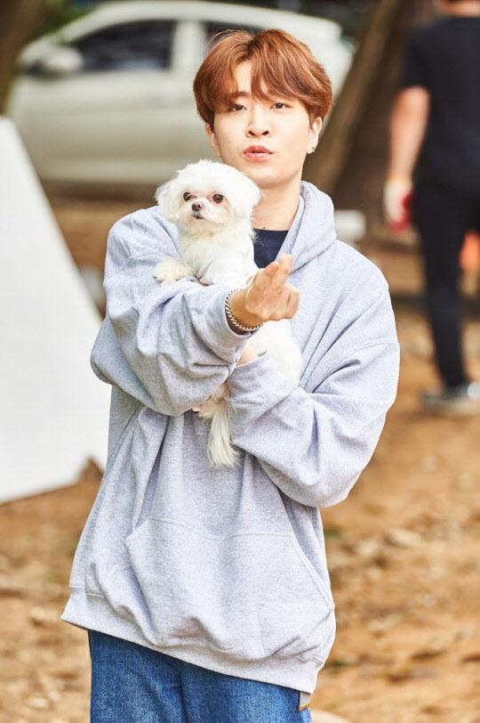 갓세븐 영재(사진=MBC)