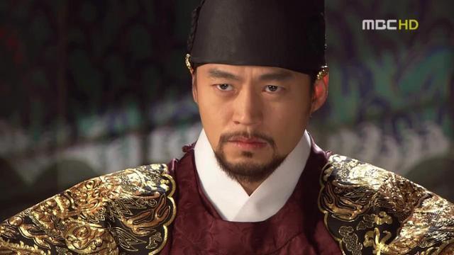 2007년 방영된 MBC TV드라마 '이산'의 주인공도 정조다. 정조 역할은 배우 이서진이 맡았다. 한 장면. 화면 캡처