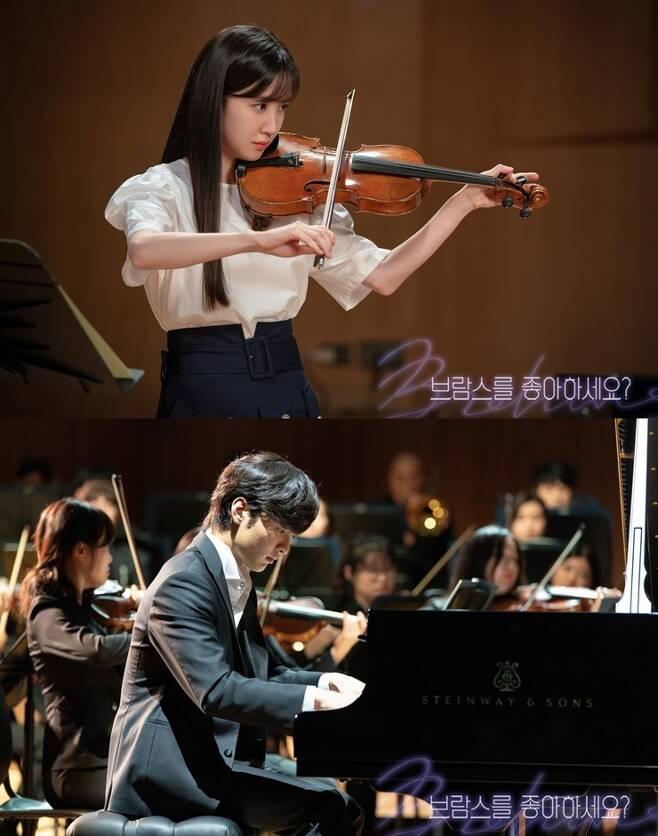 류보리 작가는 박은빈, 김민재 등 배우들의 연주 실력을 극찬했다. 제공|SBS