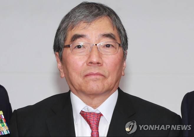 윤석헌 금감원장 [충북도 제공.재판매 및 DB 금지]