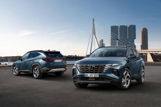 유럽에서 현대차의 신차 판매를 견인해야 할 투산 신형 / 사진=현대자동차