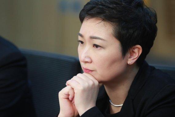 ▲이언주 전 미래통합당 의원. /사진=노동균 기자