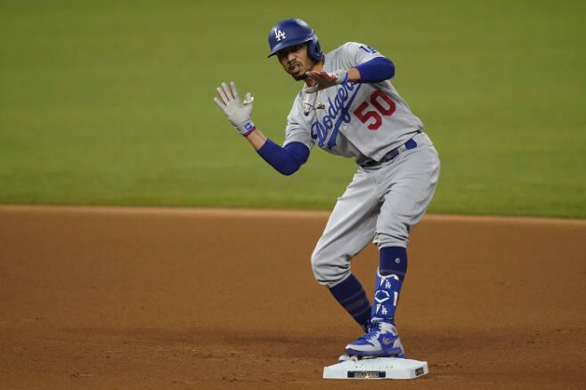 LA 다저스 무키 베츠 | AP연합뉴스