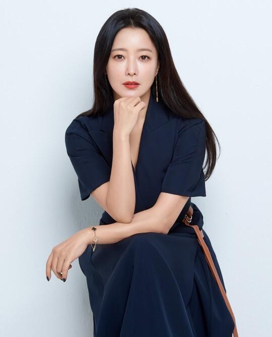 김희선은 초등학생 딸도 '앨리스' 팬이었다고 밝혔다. 제공|힌지엔터테인먼트