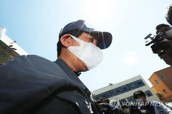 김봉현 전 스타모빌리티 회장 [연합뉴스 자료사진]
