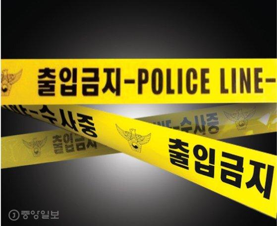 경찰이 지난 6일 전북 익산시에서 일가족 3명이 숨진 사건을 수사 중이다. [중앙포토]